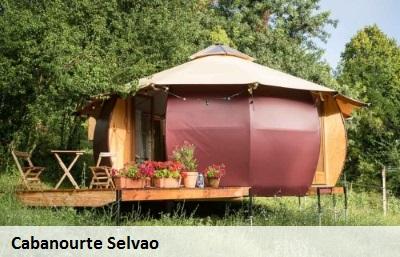 Construction de cabane en bois, ossatures bois par Serviformes.